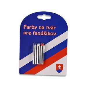 FARBY NA TVÁR SVK