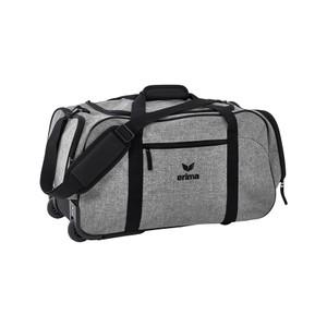 ERIMA Cestovná taška na kolieskach sivá