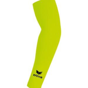 ERIMA Kompresné návleky na ruky žltá