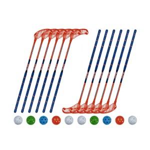 Florbalový set boomerang