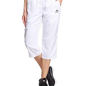ERIMA dámske 3/4 nohavice BASIC PANT biela