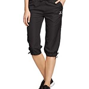 ERIMA dámske 3/4 nohavice BASIC PANT čierne