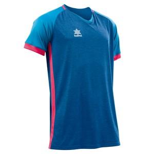 Funkčné tréningové tričko ASTON azurová tyrkysová