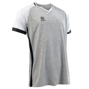 Funkčné tréningové tričko ASTON sivá biela