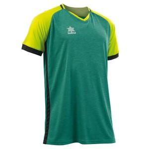 Funkčné tréningové tričko ASTON zelená fluožltá