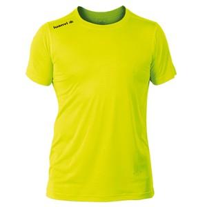 Funkčné tréningové tričko NOCAUT GAMA fluo žltá