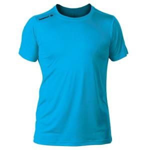 Funkčné tréningové tričko NOCAUT GAMA tyrkysová