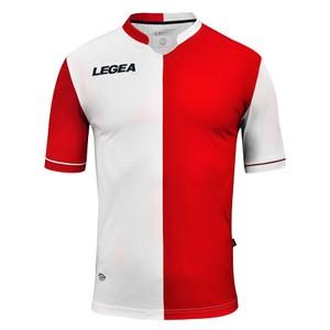 LEGEA dres krátky MARBELLA biela červená