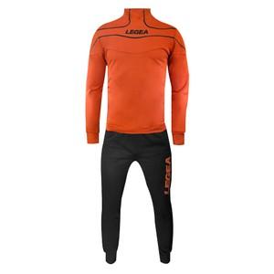 LEGEA tréningová súprava TUONO NIGERIA oranžová čierna