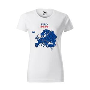 DÁMSKE TRIČKO EURO 2020