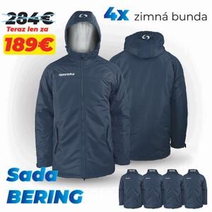Sada zimných búnd Bering SPORTIKA