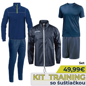 Kit training so šuštiačkou