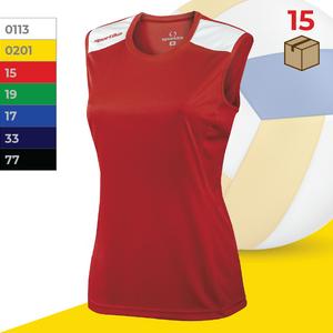 Sada 15ks ženských volejbalových dresov Mosca