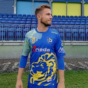 Oficiálny zápasový dres FK Humenné modrý
