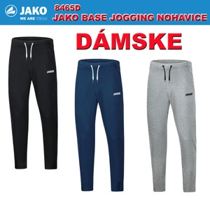 JAKO BASE JOGGING NOHAVICE - DÁMSKE