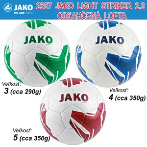 JAKO STRIKER 2.0 LIGHT LOPTA
