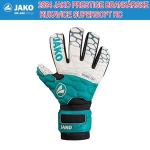 JAKO PRESTIGE SUPERSOFT RC BRANKÁRSKE RUKAVICE