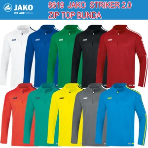 JAKO STRIKER 2.0 ZIP TOP BUNDA