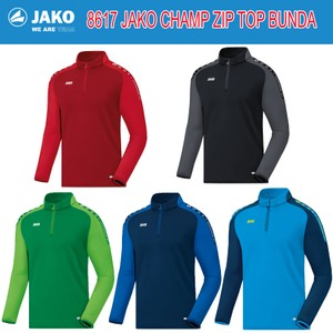JAKO CHAMP ZIP TOP BUNDA