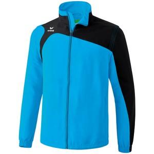 ERIMA bunda s odnímateľnými rukávmi CLUB 1900 2.0 tyrkysová čierna