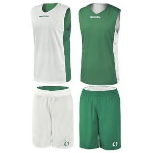 Obojstranný basketbalový dres ASSEN