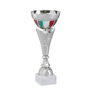 Športový pohár strieborný