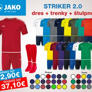 SET  DRES STRIKER 2.0