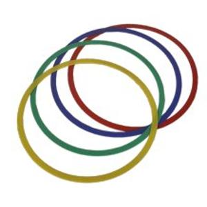 Gymnastický kruh 50cm
