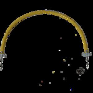 Oblúková prekážka s hrotom, priemer 50 cm
