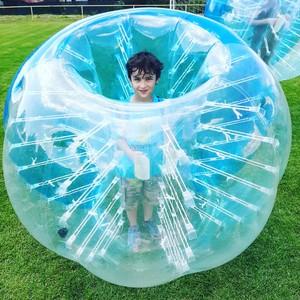 Bublinový futbal - BUBBLE