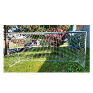 Prenosná hliniková futbalová brána PBM 80 Junior 5,0x2,0x0,8x1,5m so sieťou