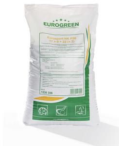 Dlhodobopôsobiace hnojivo  EUROSPORT NK P56 (bez fosforu) 25 kg