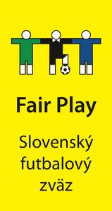 Zástava Fair Play 150x300 cm