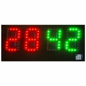 HANDY TWIN elektronická striedacia tabuľa