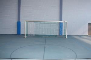 Futbalové bránky 5x2m s oválnym hliníkovým profilom, prenosné