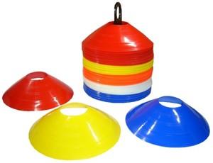 Značkovacie kužele 5 farieb - 50 ks