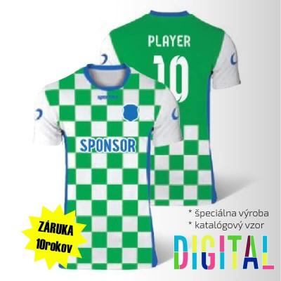 Futbalový dres SPORTIKA HD