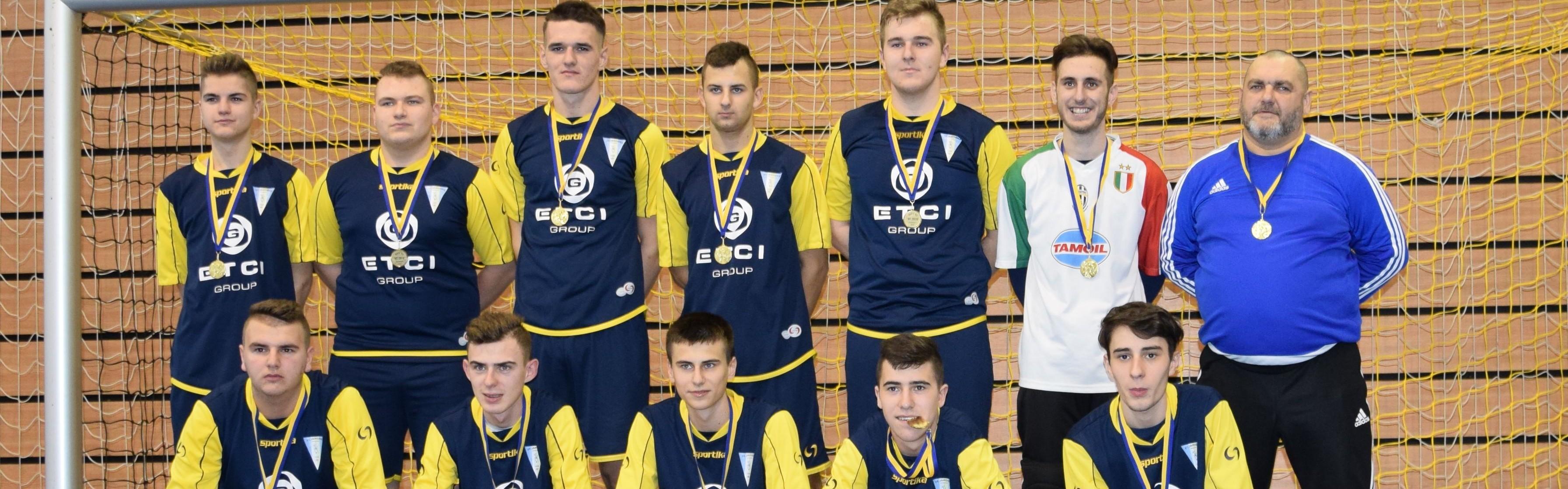 Palas Jahodná víťazom HT 2018 U19 bez straty bodu