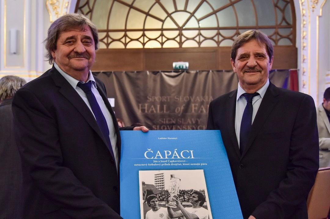 Skvelí bratia Čapkovičovci oslavujú 70 rokov