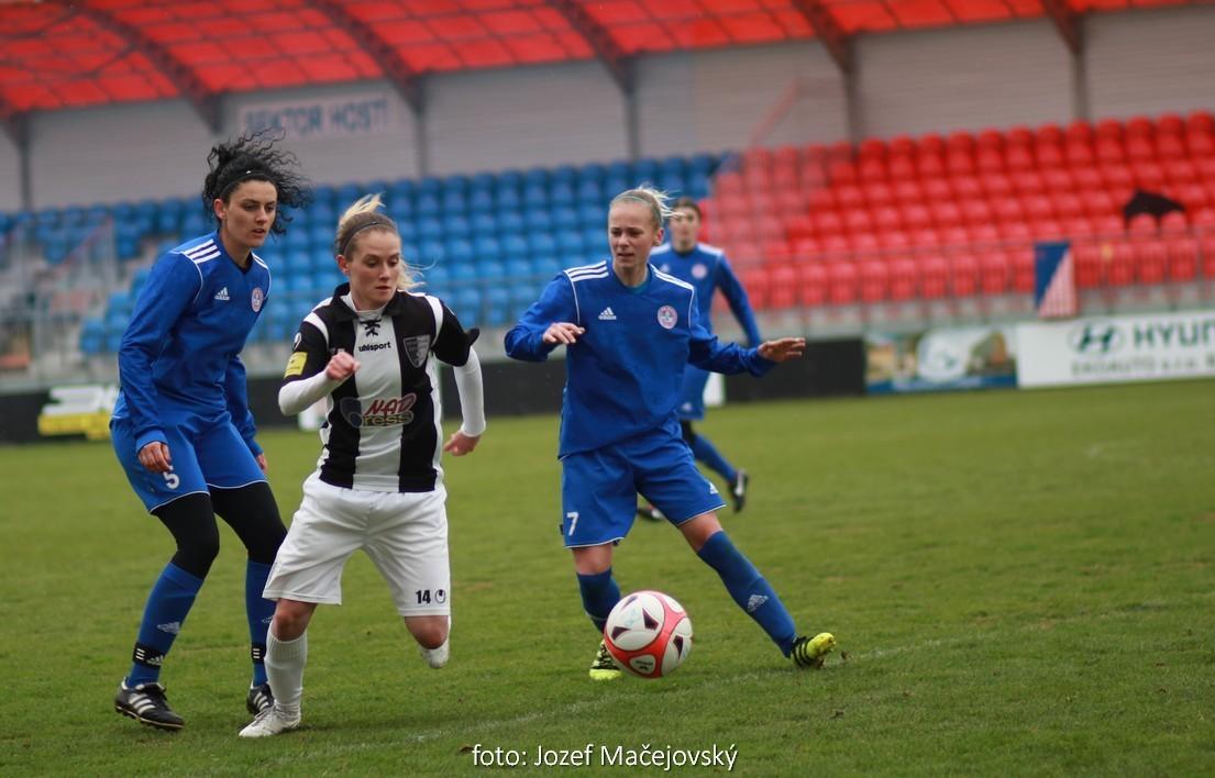 Slovenský pohár ženy: Vo finále lanská repríza
