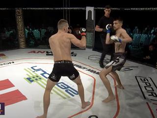 IMPACT MMA: Mokrý vs. Yakushev (VIDEO)