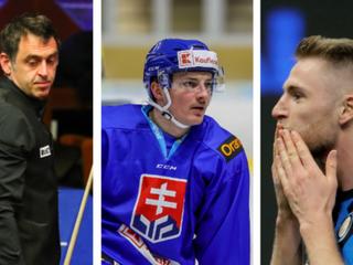 Hokejovú reprezentáciu čakajú prví súperi, Škriniar bojuje o titul (TV tipy)