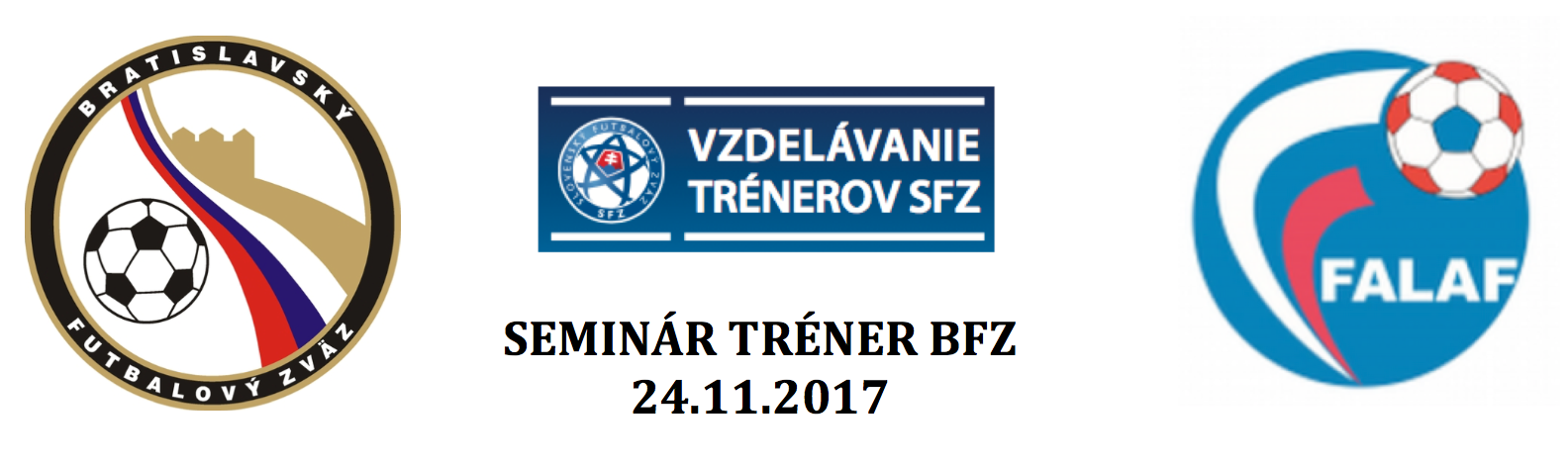 SEMINÁR TRÉNEROV BFZ - 24.11.2017