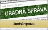 Úradná správa ObFZ Košice - okolie č.28