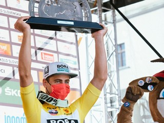 Úspech na Slovensku mu pomohol. Peter Sagan si výrazne polepšil v rebríčkoch
