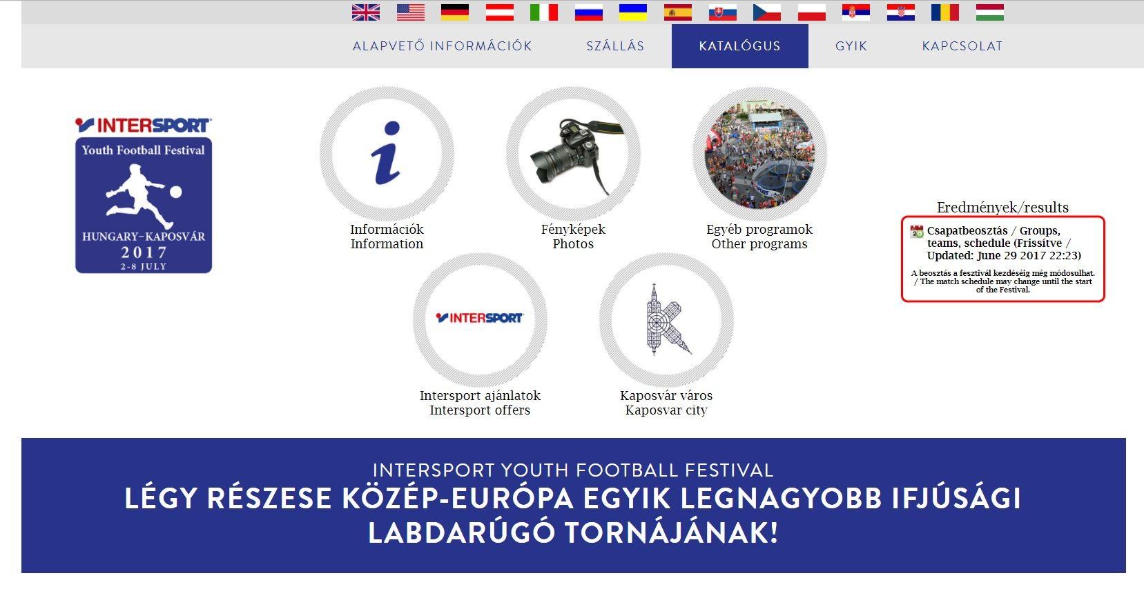 Výber ObFZ Dunajská Streda U12 a U14 odcestoval na MFFM do Kapošváru