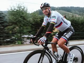 MS v cyklistike 2021: Sagan o titul nebojoval, vyhral Alaphilippe