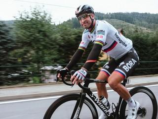 4. etapa na Okolo Slovenska: Sagan skončil opäť na pódiu a celkovo vyhral