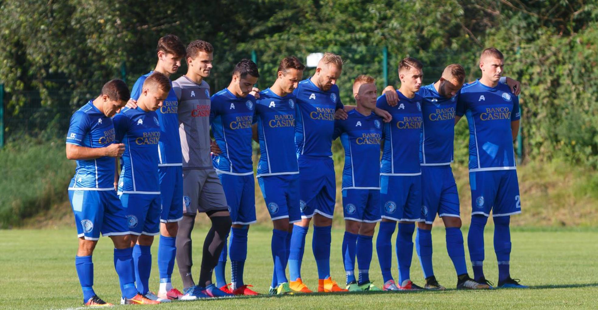 II. liga - Hráči Lokomotívy Košice si vylámali zuby na nováčikoch