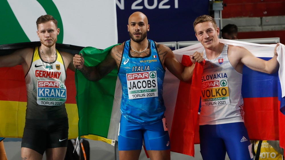 Volko dosiahol ďalší obrovský úspech, získal bronz na halových majstrovstvách Európy